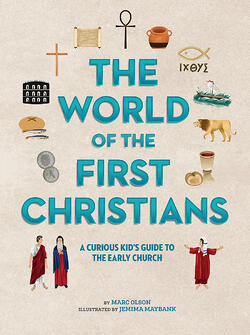 BB the world of the first christians flat