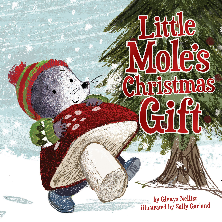 BB little moles christmas gift flat