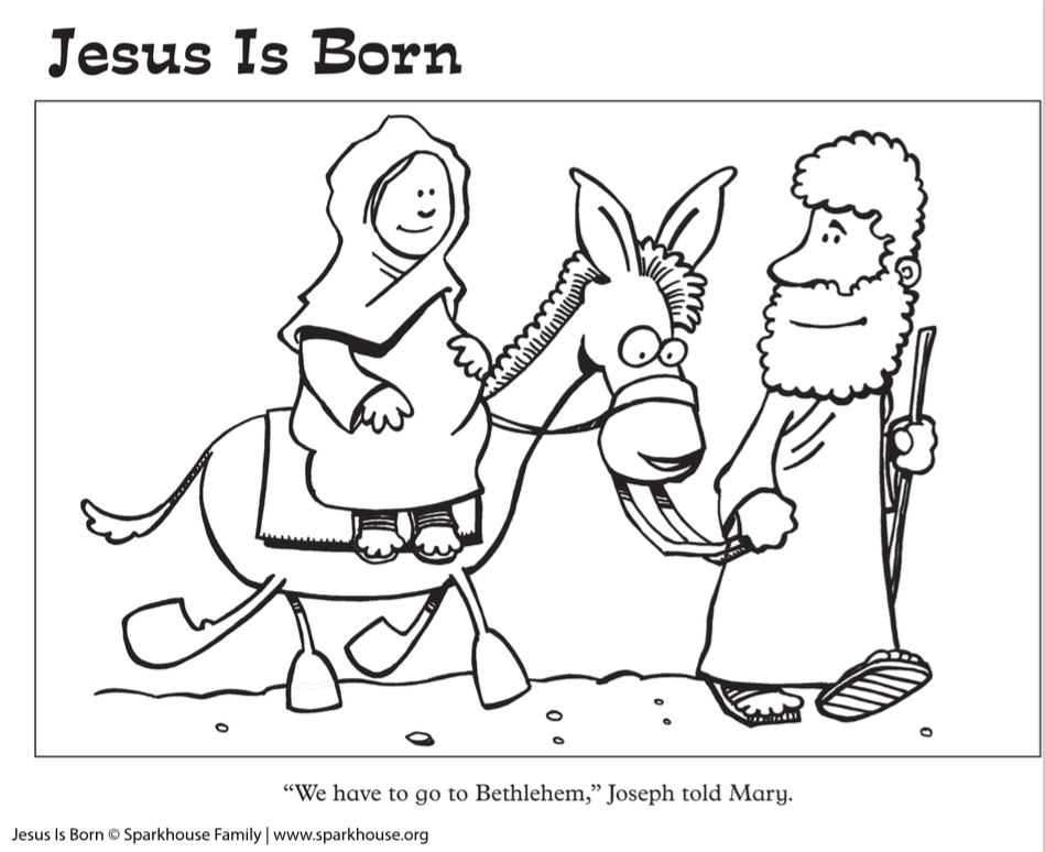 Jesus As A Child Sunday School Coloring Pages: Your kids are going ... | 774x949